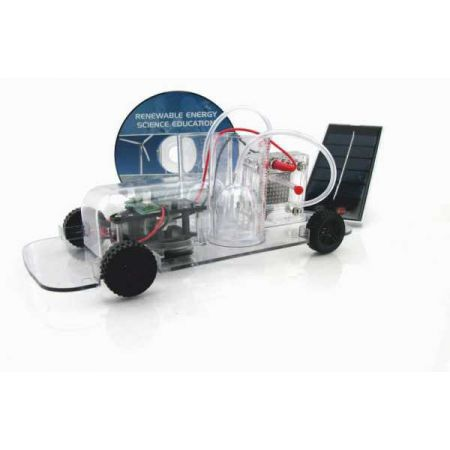 KIT EDUCATIVO FUEL CELL CAR FCJJ-11