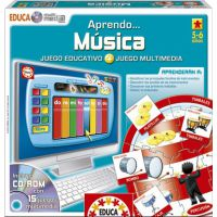 "APRENDO...…MÚSICA ""EDUCA MULTIMEDIA"""