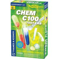 Laboratorio de Pruebas Chem C100