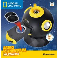 Astro Planetario Multimedia National Geographic