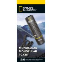 National Geographic Monocular 10x25