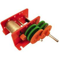 Kit Motor Reductor con Engranajes