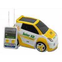 Coche Solar Educativo Radio Control Ecomobile