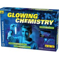 Glowing Chemistry (Química Brillante)