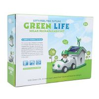 Vida Verde Kit Solar Educativo Recargable