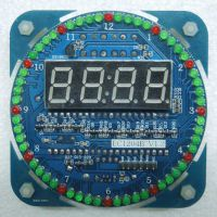 Kit Reloj Digital de Rotación LED DRLRV