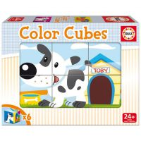 Color Cubes La Granja