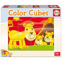 Color Cubes Mamas y Bebes