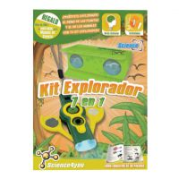 Kit de Explorador 7 en 1