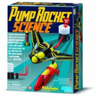 Pump Rocket Science (ciencia de los cohetes)