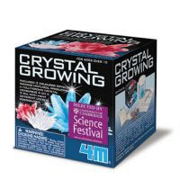 Crystal Growing 3 Colores en 1