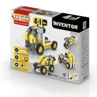 Engino Inventor Industrial 4 Mod.
