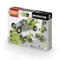 Engino Inventor Coches 8 Mod.