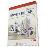 Puzzle 3D Tower Bridge London