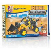 Mini Bulldozer 2 en 1