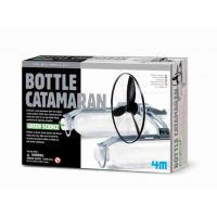 Botella Catamarán (Bottle Catamaran)