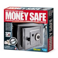 CAJA DE SEGURIDAD CON ALARMA (MONEY SAFE)