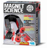 MAGNET SCIENCE (CIENCIA MAGNETICA)