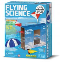 Flying Science (Ciencia del Vuelo)