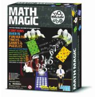 MATH MAGIC (MAGIA DE LAS MATEMATICAS)