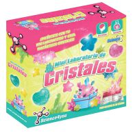 Mini Laboratorio de Cristales