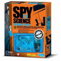 Spy Science Kit Alarma
