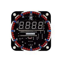 Kit Reloj Digital de Rotación LED DALRA