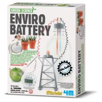 ECO BATERIA NATURAL (ENVIRO BATTERY)
