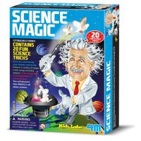 Ciencia Mágica (Science Magic)