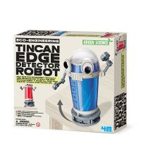 Tin Can Edge Detector Robot