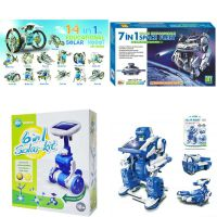 Pack Robots solares