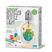 RECYCLED BOTTLE LIGHT ( ECO LUZ BOTELLA)